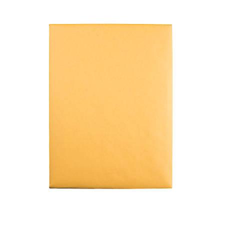 "Quality Park® Clasp Envelopes, 9"" x 12"", Brown, Box Of 100"
