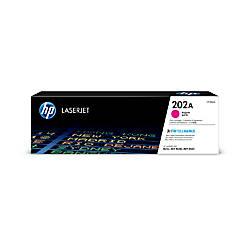 HP 202A CF503A Magenta Original LaserJet