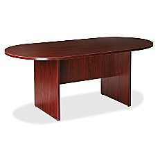 Lorell Prominence 20 Racetrack Conference Table