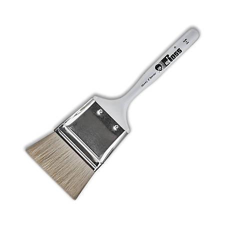 """Bob Ross Paint Brush, 2"""", Blender Bristle, White"""