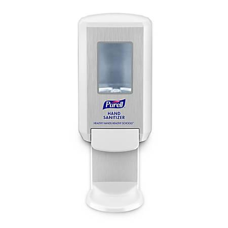 Purell® Education CS4 Wall-Mount Hand Sanitizer Dispenser, White