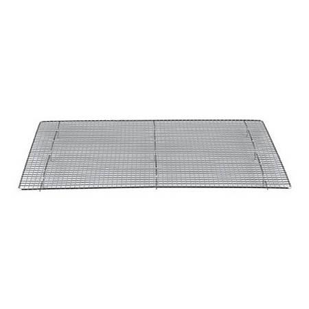 "Winco Full-Size Steel Cooling Rack, 16"" x 24"", Chrome"