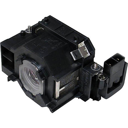 eReplacements ELPLP42 Replacement Lamp For Epson® Projectors
