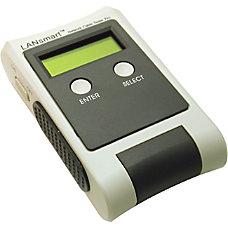 C2G LANsmart TDR Cable Tester RJ