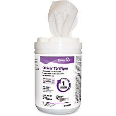 Oxivir Tb Wipes Canister Of 160