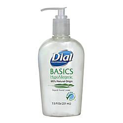 Dial Basics Liquid Hand Soap 75