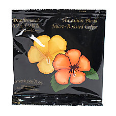 Hawaiian Blend Ground Decaf Coffee Filter