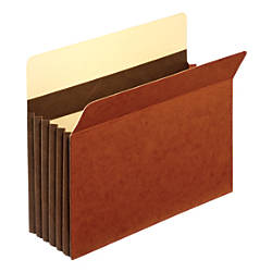 Office Depot Brand Premium Redrope File