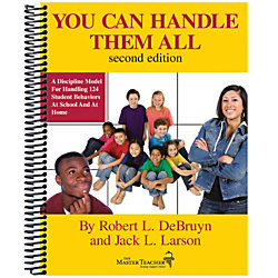 The Master Teacher You Can Handle Them All Book, 2nd Edition