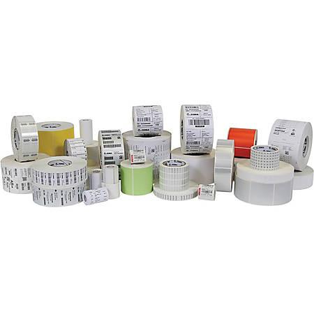 """Zebra Label, G19190, Polyester 2"""" x 1"""" Thermal Transfer Zebra Z™Ultimate 4000T, High™Tack 1"""" Core"""