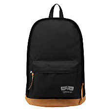 Volkano Scholar Series Backpack Black