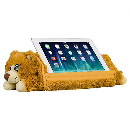 "LapGear Lap Pets Tablet Pillow, 19-1/2"" x 6-7/8"", Bear"