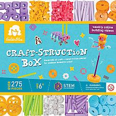 Goldie Blox Craft Struction Box