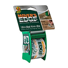 Duck Movers Edge Packing Tape In