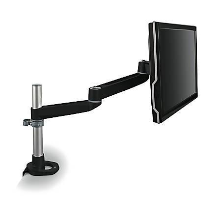 3M™ MA140MB Dual-Swivel Monitor Arm, Desk Mount, Black