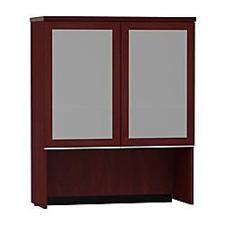 Bush Business Furniture Milano2 Bookcase Hutch