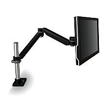 3M MA240MB Adjustable Monitor Arm Desk