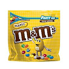 M Ms Peanut Chocolate Candies 42