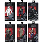 Diamond Select Toys Action Figure, Star Wars Black Series, Assorted Characters