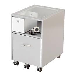 Realspace Zentra Storage File Cart 22