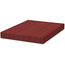 Lorell 20 D Fabric Seat Cushion