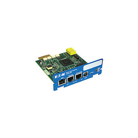 Eaton Power Xpert Gateway PXGX Remote Management Adapter
