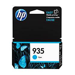 HP 935 Cyan Ink Cartridge C2P20AN140