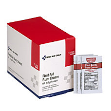 Acme United Single Use Burn Ointment