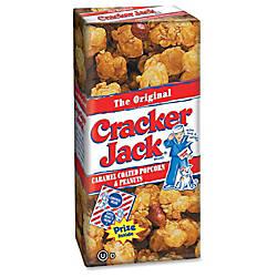 Quaker Oats Craker Jack Original Popcorn