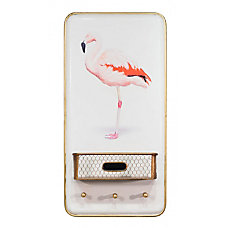 Zuo Modern Flamingo Storage Board Wall