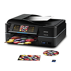 Epson® Artisan® 835 Color All-In-One Printer, Copier, Scanner, Fax