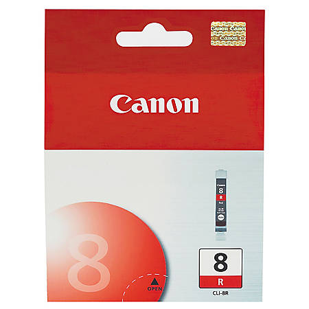 Canon CLI-8R Red Ink Tank (0626B002)