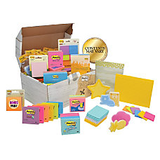 Post it Treasure Chest Of Notes