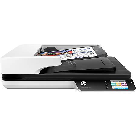 HP ScanJet Pro 4500 fn1 Network Sheetfed Scanner