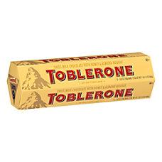 Toblerone Milk Chocolate Multipack 2112 Oz
