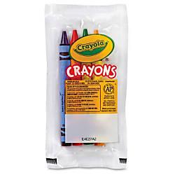 Crayola Set of Four Regular Size