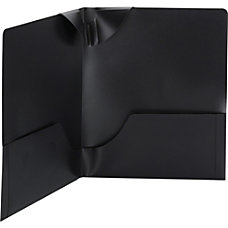 Smead Poly Lockit Two Pocket Folders