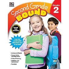 Thinking Kids Bound Workbook Second Grade