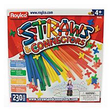 Roylco Straws Connectors