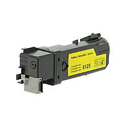 CTG CTG6125Y Xerox 106R01333 Remanufactured Yellow