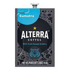 MARS DRINKS FLAVIA Coffee ALTERRA Sumatra