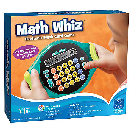 Learning Resources® Math Whiz Game