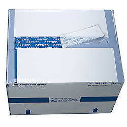 United States Postal Service White Security