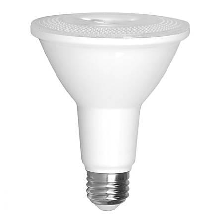 Euri PAR30 Long LED Flood Bulbs, 900 Lumens, 10 Watt, 2700K/Soft White, Replaces 75 Watt Bulbs, Pack Of 2 Bulbs