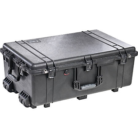 Pelican Photo/Lid Organizer for 1650 Case - Black