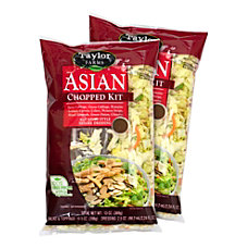 Taylor Farms Asian Chopped Salad Mix