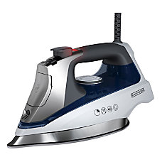 Black Decker Allure Steam Iron