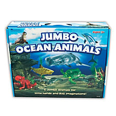 Learning Resources Jumbo Figures Ocean Animals
