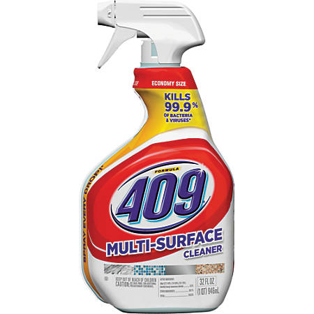 Clorox Formula 409 Multi-Surface Cleaner Spray, 32 Oz