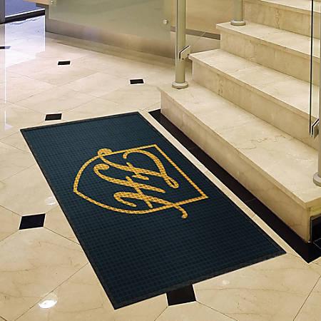 WaterHog™ Floor Inlay Mat, 4' x 6'